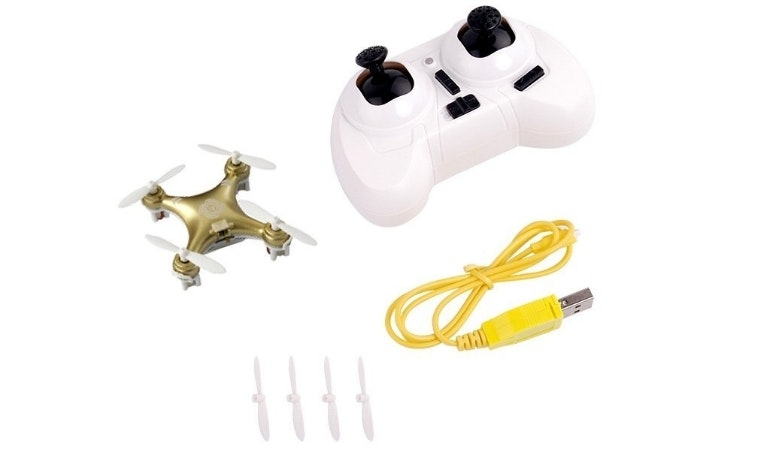 Mini nano quadcopter drone