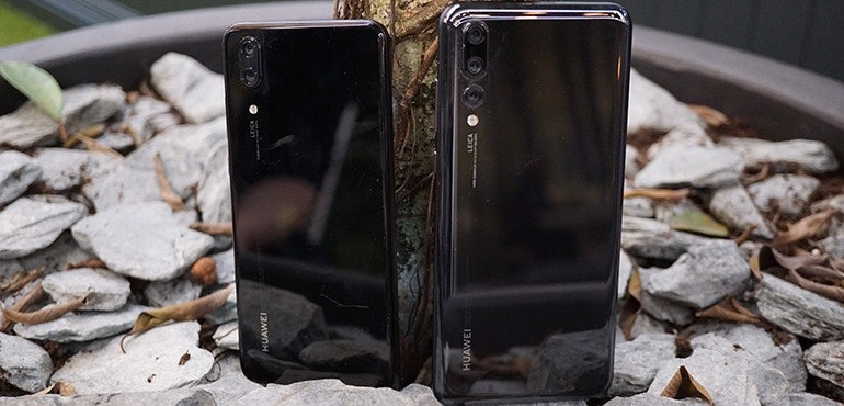 Huawei P20 range on sale today