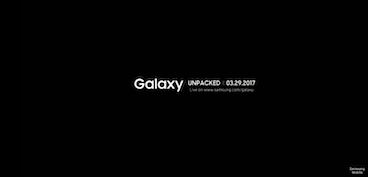 Samsung Galaxy S8 set to be unveiled on 29th March