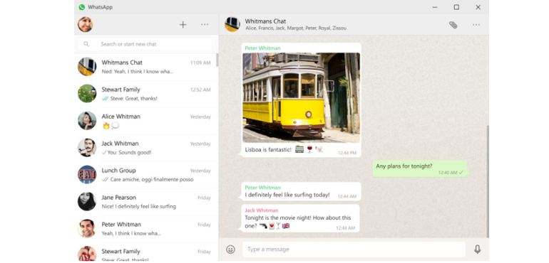 WhatsApp reveals new desktop app