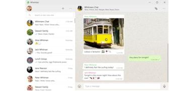 WhatsApp reveals new desktop app