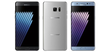 Samsung Galaxy Note 7 appears in new video