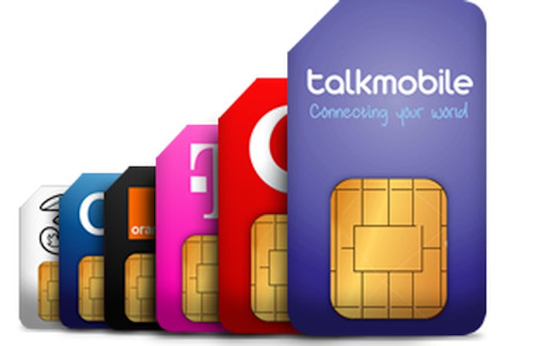 talkmobile phone signal