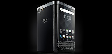 BlackBerry KEYone officially unveiled, out April