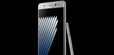 Samsung Galaxy Note 7 on pre-order August 16th, w/ free VR headset from Carphone Warehouse