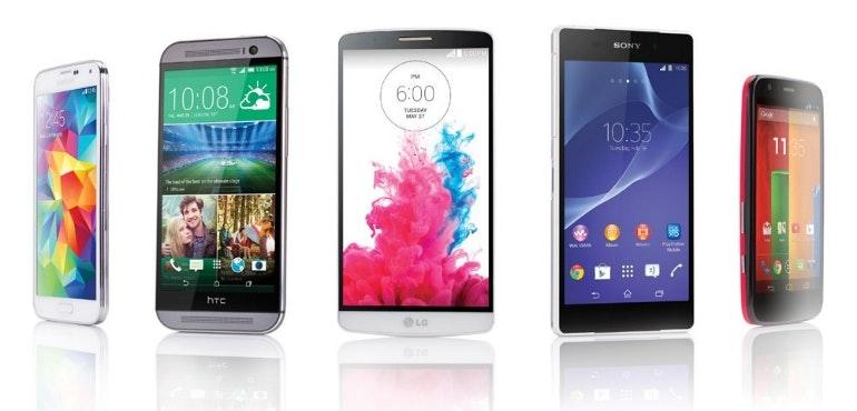 basic mobile phones