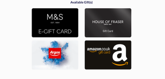 How to claim your £50 voucher from uSwitch