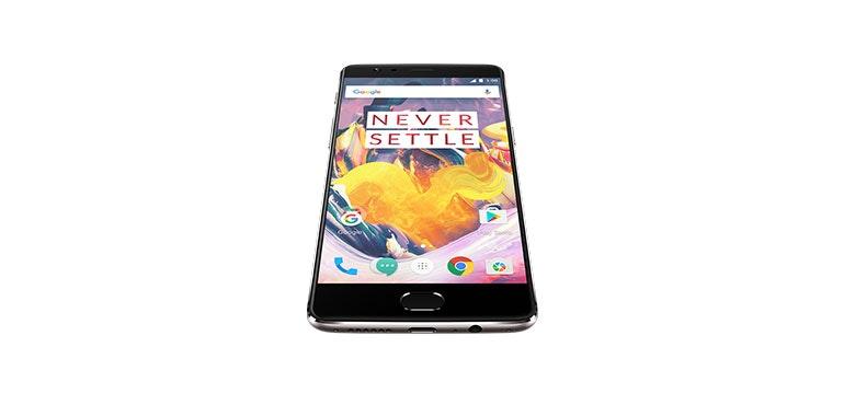 OnePlus 3T hero image