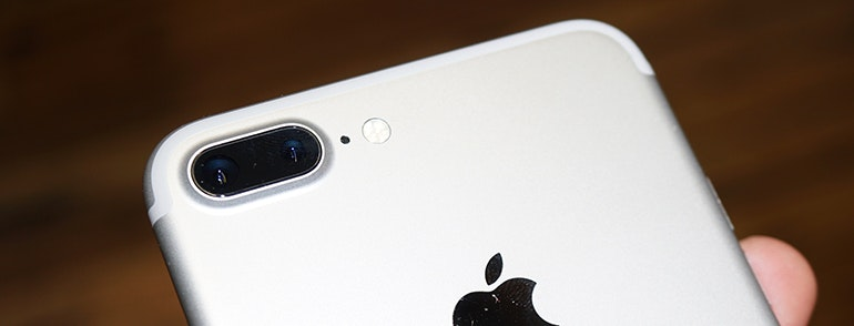 iPhone 7 Plus camera module