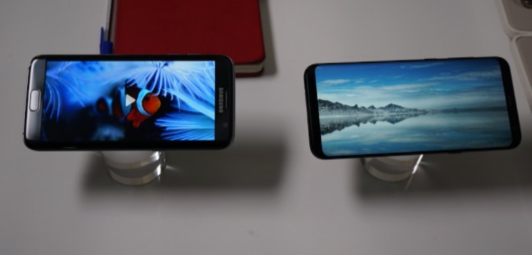 Samsung Galaxy S8 and S8 Plus Vs S7 and S7 Edge: what's new?