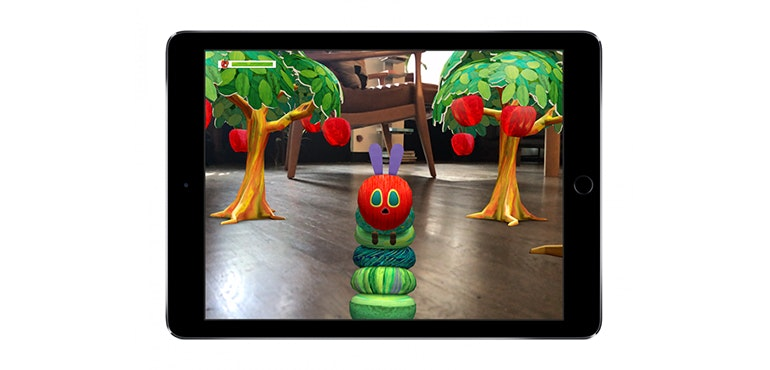 Hungry Caterpillar app