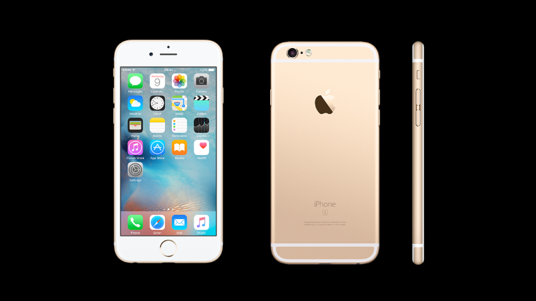 iPhone 6S Triplicate