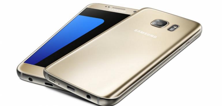 Samsung Galaxy S7 hero