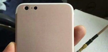 iPhone 7: new leak shows off rose gold model