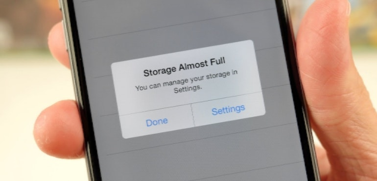 iPhone storage hacks: how to make the most out of your memory space