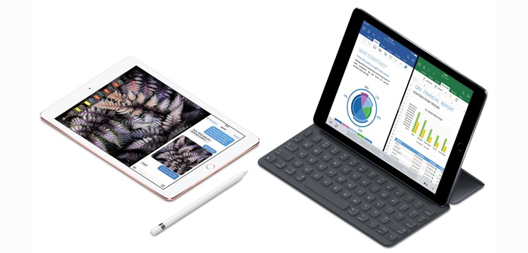 New iPad Pros imminent