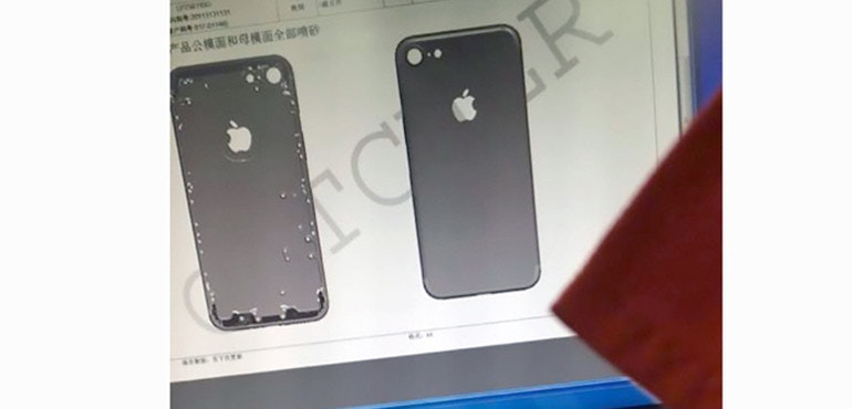 iphone 7 chassis leak