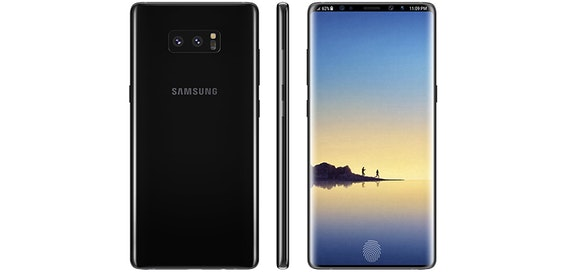 Samsung Galaxy Note 9 won't feature in–screen fingerprint scanner