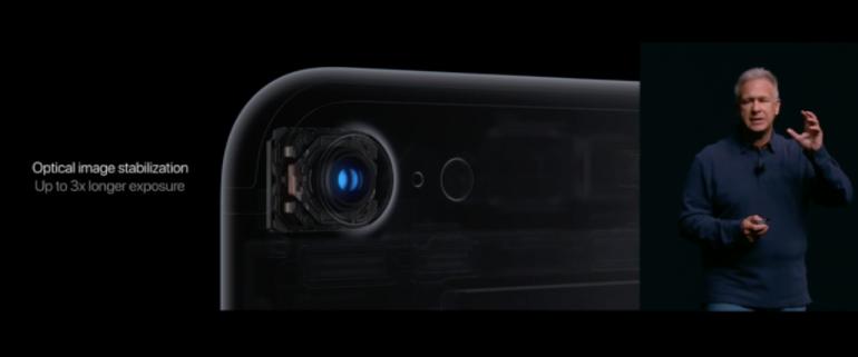 iPhone 7 camera detail