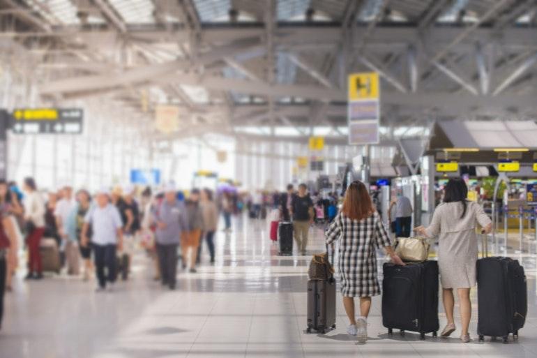 airport roaming