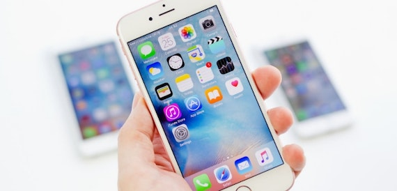 iPhone 6 and iPhone 6S Plus affected by 'grey bar of death' fault