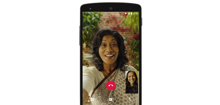 WhatsApp video calling arrives on smartphones
