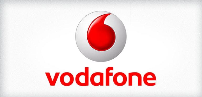 Network - Vodafone logo