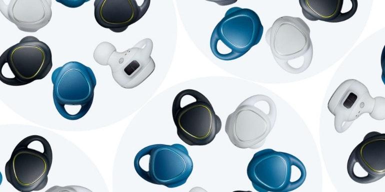 samsung gear x icon headphones