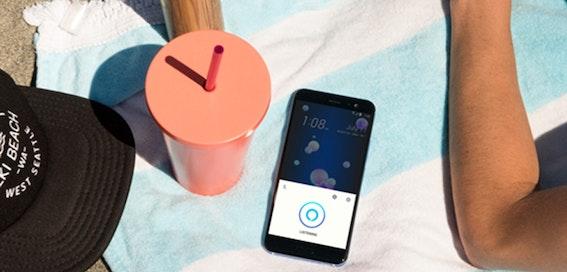 Amazon Alexa lands on HTC U11
