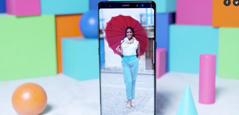 Samsung develops plans for true, all–screen phone