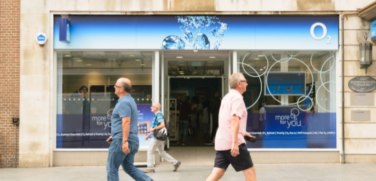 O2 launches Wi–Fi and 4G calling