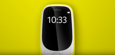 Five things you need to know about the Nokia 3310