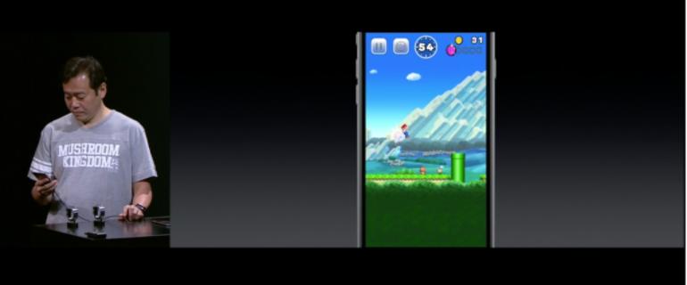 Mario iPhone 2