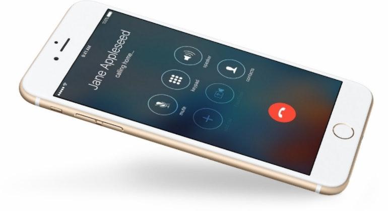 iphone 6s calling