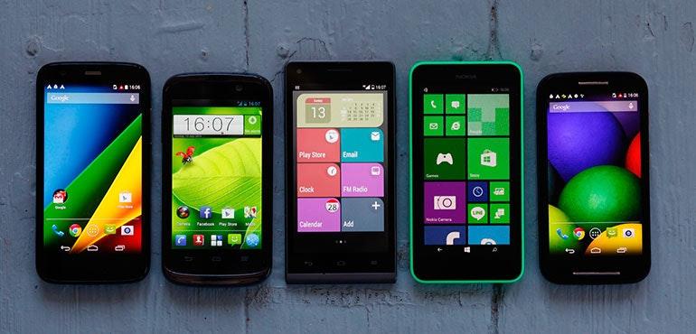 smartphones cheap