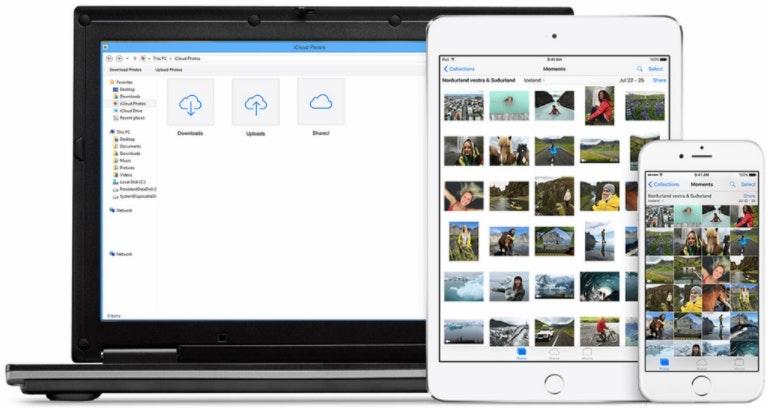 apple icloud photos