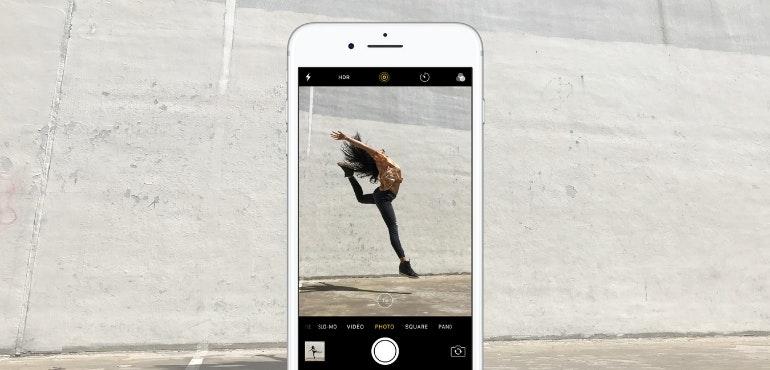 iPhone 7 camera hero