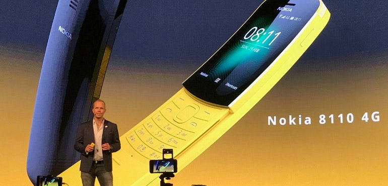 Nokia 8110 Reloaded: Five things you need to know