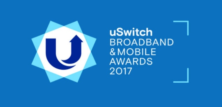 Three and giffgaff triumph at this year's uSwitch awards