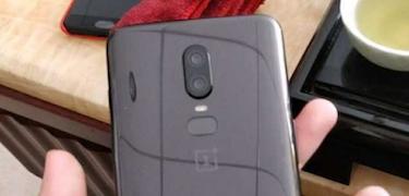OnePlus 6 set to be waterproof