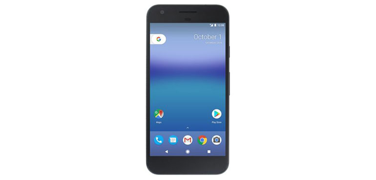 Google Pixel revealed in new leak