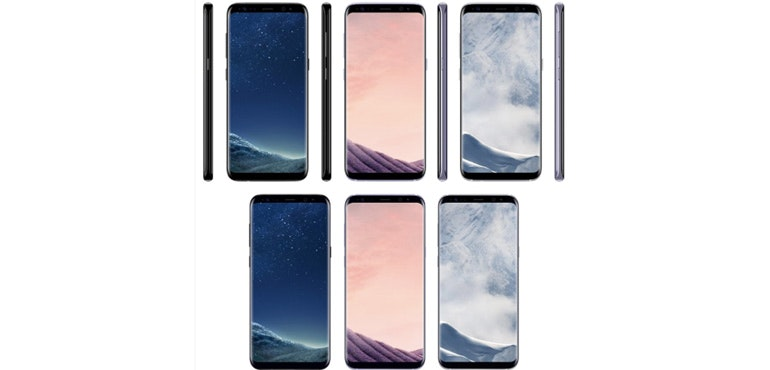 Samsung Galaxy S8: New photos and pricing plans leaked
