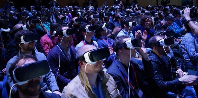 Mobile World Congress VR demo