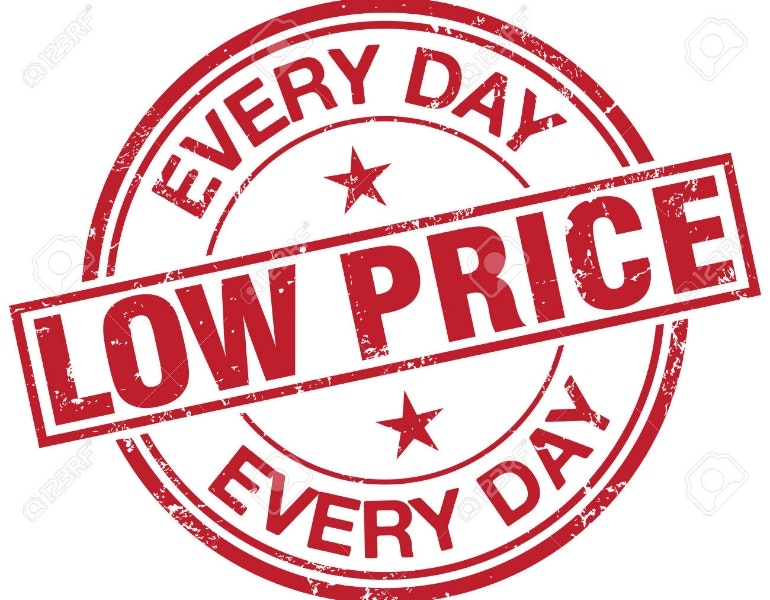 low price cheap