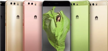 Huawei P10 and P10 Plus unveiled at Mobile World Congress.