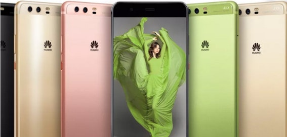 Huawei P11 set to feature iPhone X–style notch