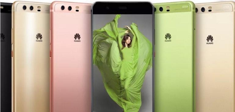 Huawei p10 hero
