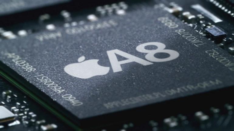iPhone processor a8
