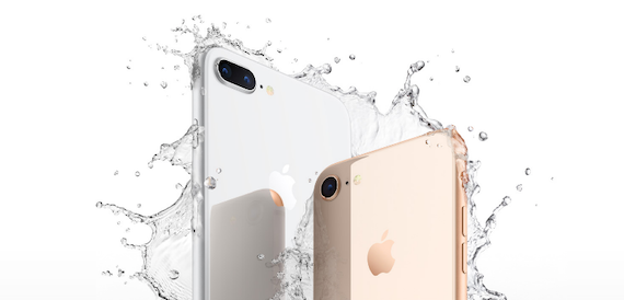 iPhone 8 and iPhone 8 go on sale today