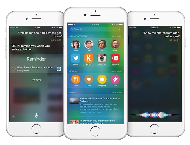 ios mobile operating systems